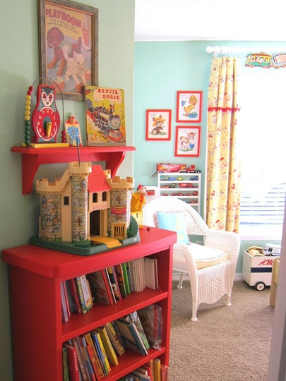 Playroom vintage